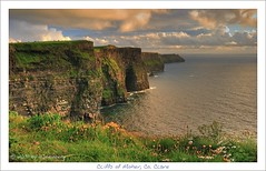 Cliffs of Moher (HaukeSteinberg.com) Tags: ireland cliff landscape coast bravo clare doolin irland atlantic limestone burren cliffsofinsanity karst hdr moher naturesfinest ire theprincessbride supershot tonemapped tonemapping flickrsbest specnature speclandscape sigma1770 400d anawesomeshot aplusphoto superbmasterpiece diamondclassphotographer flickrdiamond excellentphotographerawards williamphillipsecocentenary2011