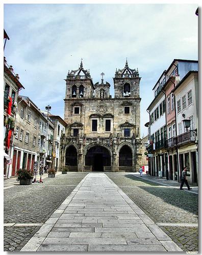 BRAGA (Portugal): Sé catedral.