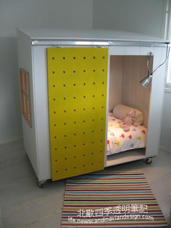 8房屋裡的房屋,把小孩的床變成遊戲的家small copy