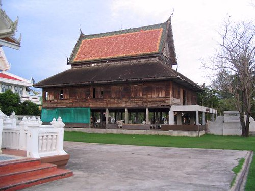 Old Temple Building
