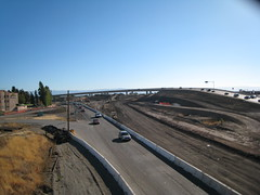 I-880/Mission Blvd interchange reconstruction in Fremont (Jimmy  Lin) Tags: california fremont missionboulevard missionblvd i880 ca262