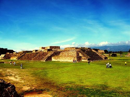 Oaxaca: Patrimonio Cultural de la Humanidad