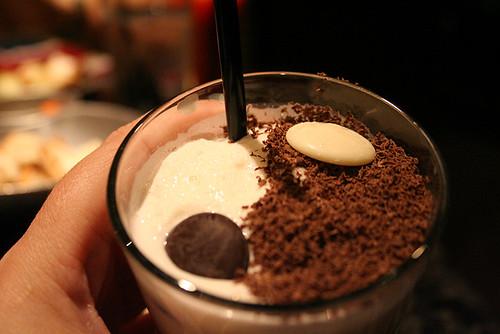 yin yang non-alcoholic drink