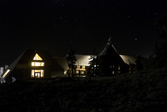 Timberline Lodge (justin.hawthorne) Tags: night oregon lodge timberline justinhawthorne lodgeexterior