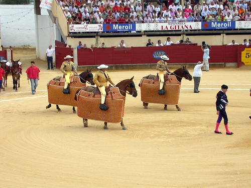 Las corridas de toros