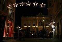 Stars (dididumm) Tags: germany stars star christmasmarket weihnachtsmarkt nrw townhall rathaus sterne lichterkette sauerland christkindlmarket christkindlmarkt iserlohn