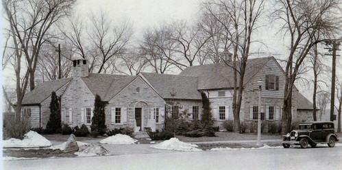 Humboldt pavilion 1932