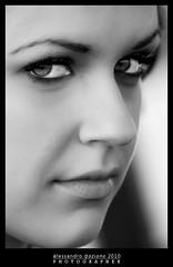 28 (Alessandro Gaziano) Tags: portrait girl bn occhi sguardo ritratto bellezza ragazza alessandrogaziano