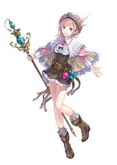 Atelier Rorona for PS3 -- Rorona