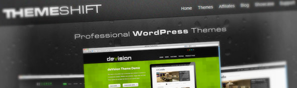 Professional WordPress Themes | ThemeShift.com