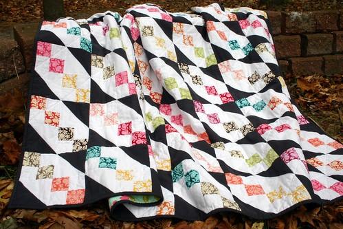 Hanna Garden Quilt