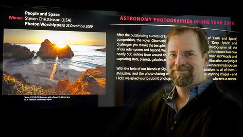 Royal Observatory Exhibit