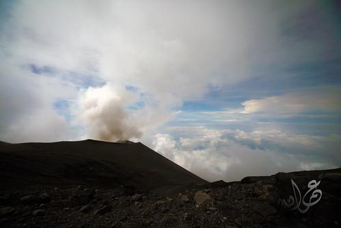 Semeru Peak @ 3676m