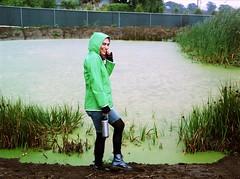 Greenacular (Perpetually) Tags: far west fungi mushrooms green pond