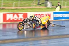 Storm (Fast an' Bulbous) Tags: race drag nikon sigma quarter mile rwyb santapod d90 241010 stormdragbike