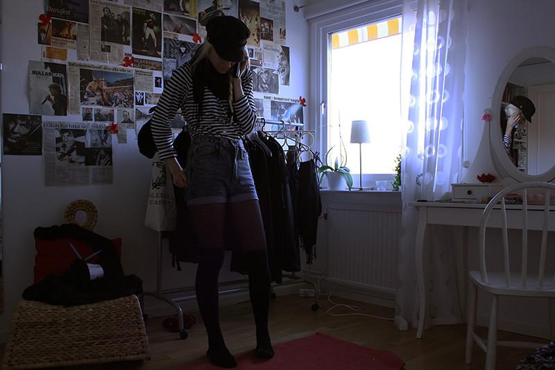 Dagens fina kläder
