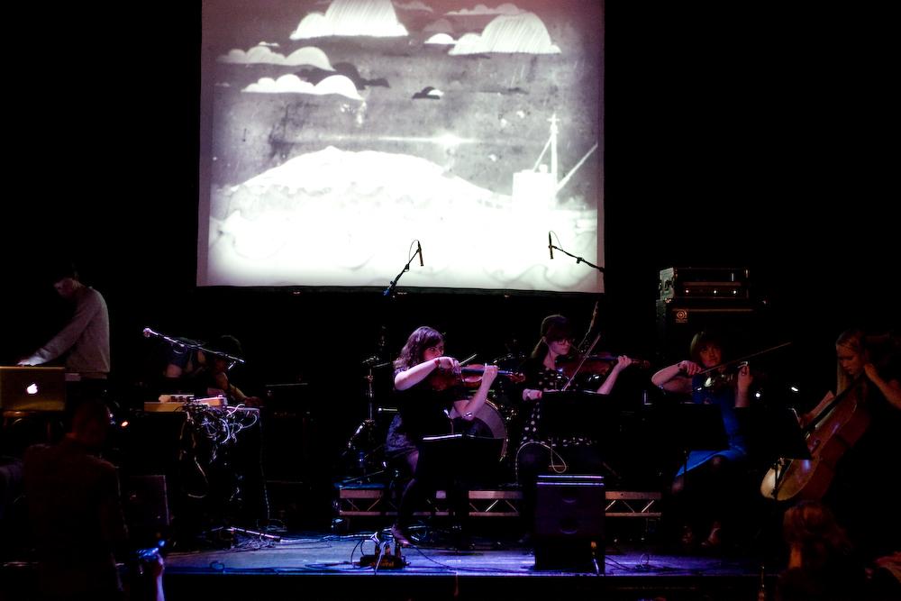 Ólafur Arnalds @ Airwaves 2010