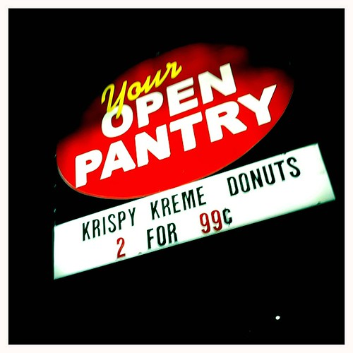 Who Cares about Gas Prices? It's Donut Prices That Count.