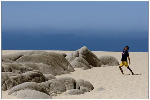 Riu Palace Cabo Lovers beach Rocks2