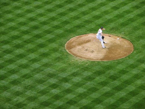 Man on the Mound