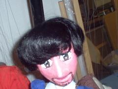 Allen face (Elly_Leaverton) Tags: puppet marionette
