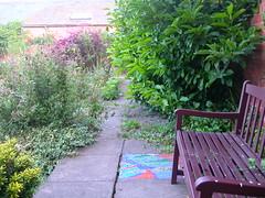 Taraloka gardens and pond 4