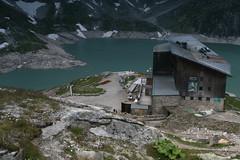 Berghotel Rudolfshtte (pavel conka) Tags: mountain salzburg alpes austria see europa lakes glacier adventure alpen kaprun berghotel weisee rudolfshtte gletscherwelt