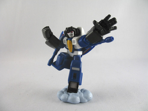 Robot Heroes Thundercracker