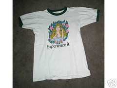Clairol Herbal Essence Shirt (twitchery) Tags: flowers vintage hair bath hippy shampoo 70s herbal vintageads clairol vintagebeauty