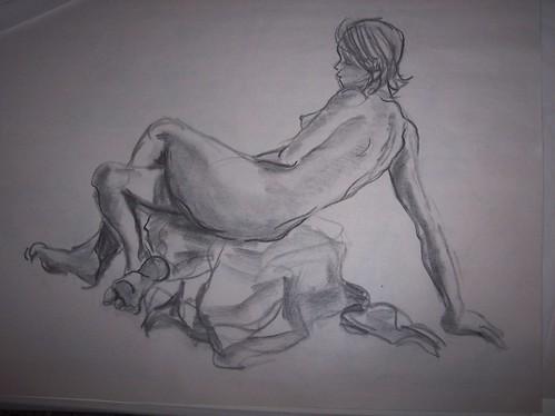 Oooo-lala sketching