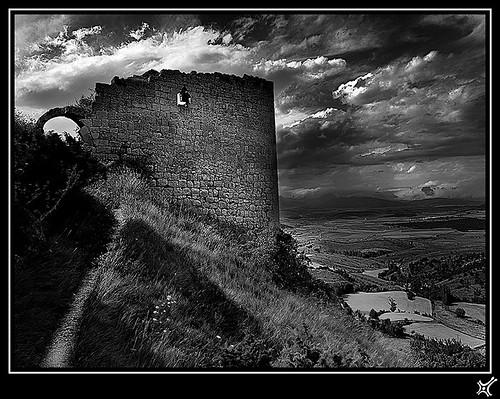 Castillo de Gama en Palencia