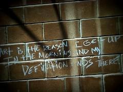 (B-Side Americana) Tags: city urban streetart art oklahoma wall graffiti downtown citylife urbanart walls tulsa urbanlife aesthetics onthewall tulsaok downtowntulsa streetphilosophy danwatsonphotography nothingsignified