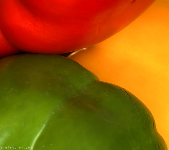 Stoplight Peppers