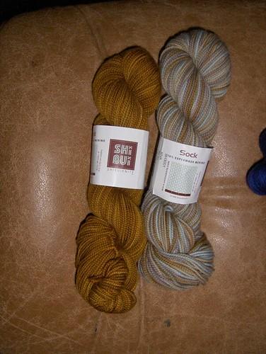 Shi Bui Sock Yarn