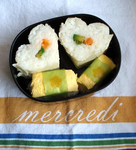 Nonthreatening Sushi :)