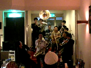 Real Brass live in HOFFMAN 04