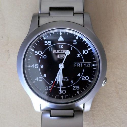 Seiko SNK809k1 Automatic Watch