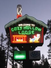 Cozy Hollow Lodge in Big Bear