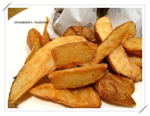 NY Bagel薯條