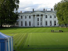 Hurlingham Club principal house. London