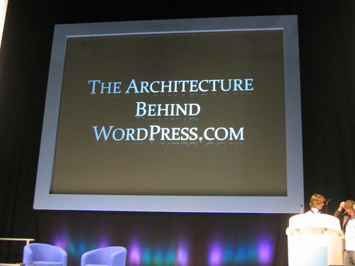 The Architecture Behind WordPress.com