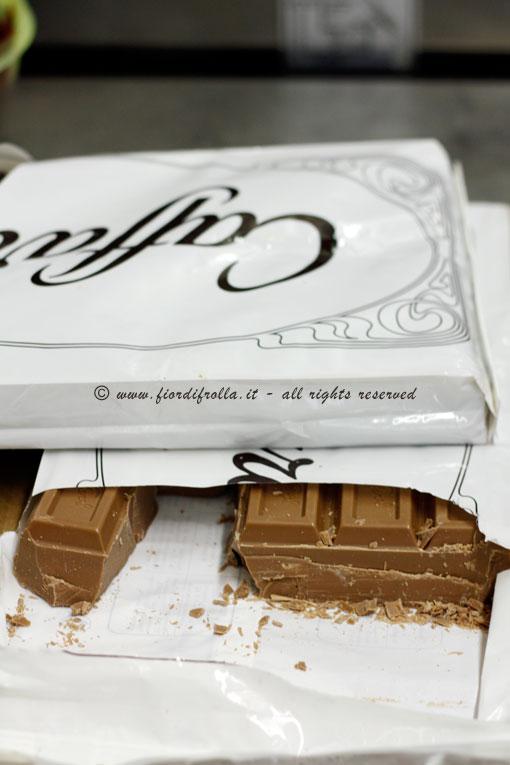 Il cioccolato Caffarel
