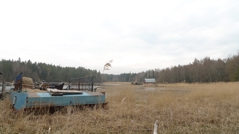 en särskild båt