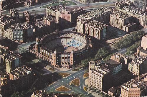 Plaza de Toros Monumental 1962