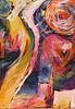 distanza comunicativa (Roberto Valenzano) Tags: quadro colori artista quadri espressionismo dipinto astrattismo atrte distanzacomunicativa
