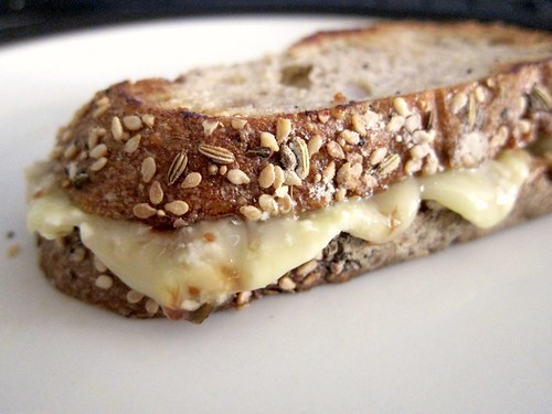 Grilled Camembert Sandwich
