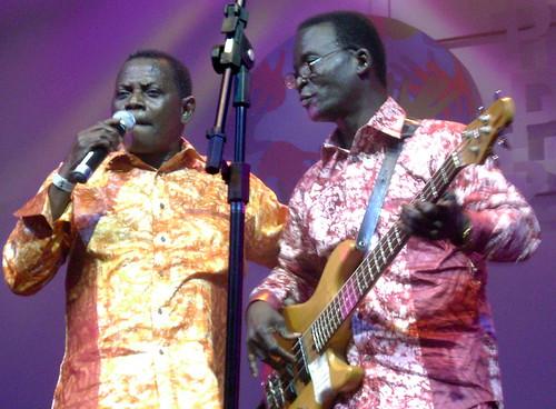 Orchestre Poly-Rythmo de Cotonou - 04/10/10