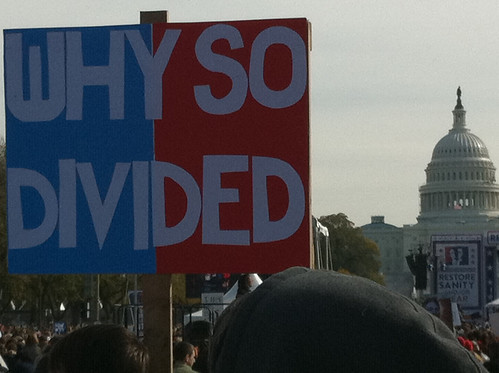 Rally for sanity