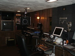 Control Room, Production Desk, Workstation by SHEEmusic