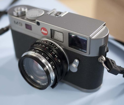 Leica M9 Voigtlander 35mm f1.4 Classic